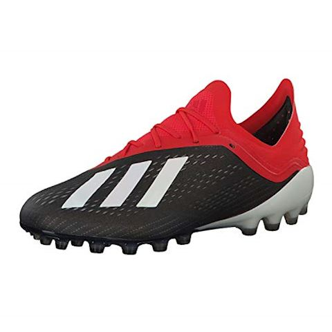 sports shoes f62ee 94551 adidas X 18.1 AG Initiator - Core Black Footwear White Action Red Image