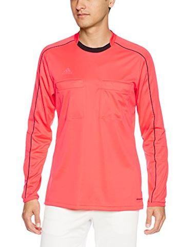 adidas Referee 16 LS Jersey Shock Red Black Image