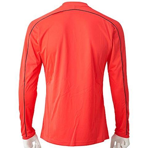 adidas Referee 16 LS Jersey Shock Red Black Image 3