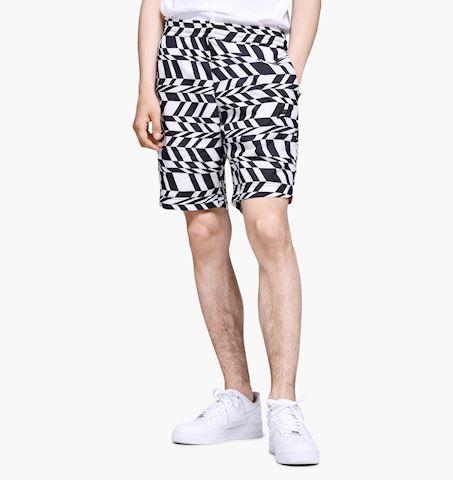 Nike Sportswear Swoosh Men's Woven Shorts - White Image