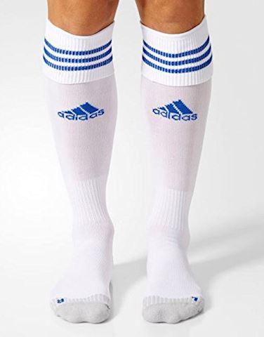 adidas Adisocks 12 Football Socks White/Bold Blue Image