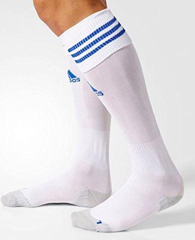 adidas Adisocks 12 Football Socks White/Bold Blue Image 2