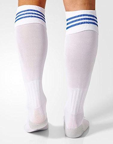 adidas Adisocks 12 Football Socks White/Bold Blue Image 3