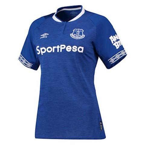 Umbro Everton Womens SS Home Shirt 2018/19 Image