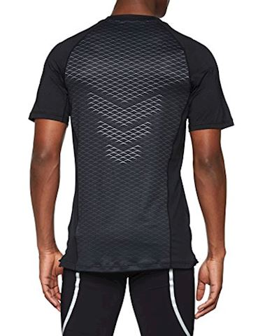Nike Pro HyperCool Men's Short-Sleeve Training Top - Black Image 2