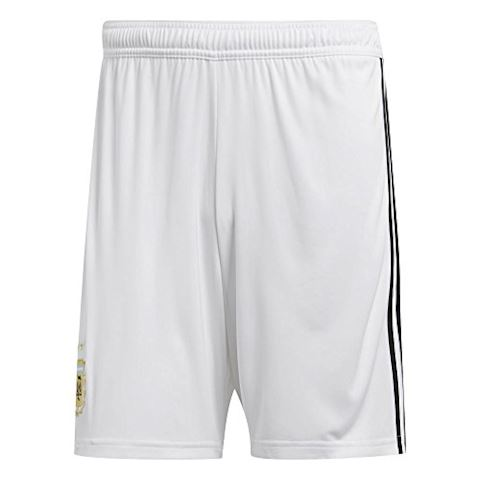 adidas Argentina Mens Away Shorts 2018 Image 3