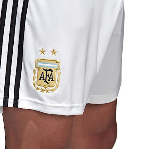 adidas Argentina Mens Away Shorts 2018 Image 6