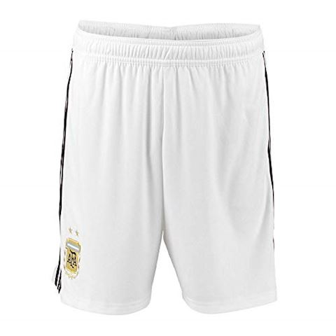 adidas Argentina Mens Away Shorts 2018 Image 8