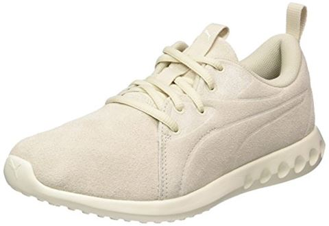 Puma Carson 2 Moulded Suede Trainers Image