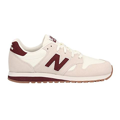 New Balance  U520  women's Shoes (Trainers) in Beige Image 11
