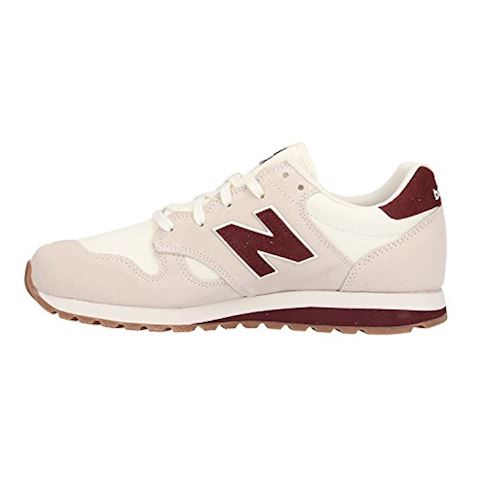 New Balance  U520  women's Shoes (Trainers) in Beige Image 12