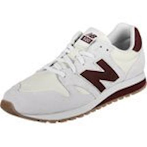 New Balance  U520  women's Shoes (Trainers) in Beige Image 17