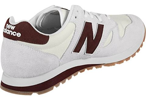 New Balance  U520  women's Shoes (Trainers) in Beige Image 18