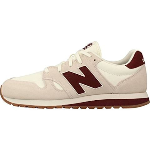 New Balance  U520  women's Shoes (Trainers) in Beige Image 2
