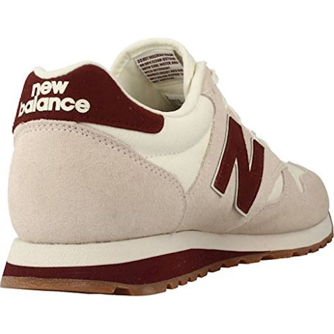 New Balance  U520  women's Shoes (Trainers) in Beige Image 3