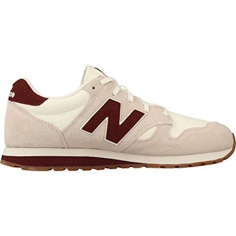 New Balance  U520  women's Shoes (Trainers) in Beige Image 4