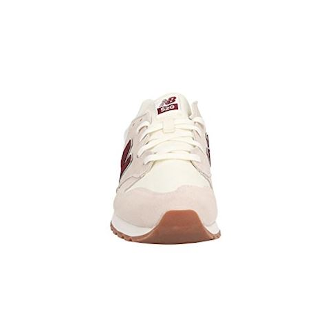 New Balance  U520  women's Shoes (Trainers) in Beige Image 10