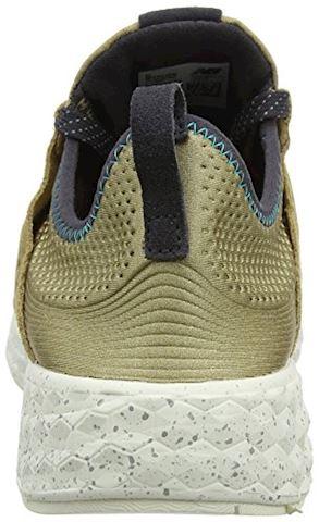 New Balance Running Shoe Fresh Foam Cruz - Brown/White Image 2