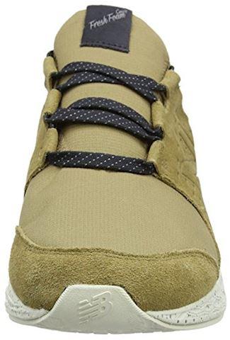 New Balance Running Shoe Fresh Foam Cruz - Brown/White Image 4