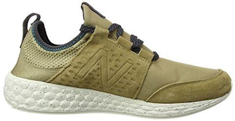 New Balance Running Shoe Fresh Foam Cruz - Brown/White Image 6