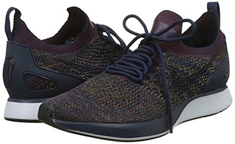 Nike Air Zoom Mariah Flyknit Racer Men's Shoe - Blue Image 5