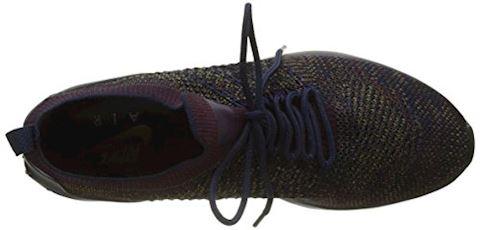 Nike Air Zoom Mariah Flyknit Racer Men's Shoe - Blue Image 7