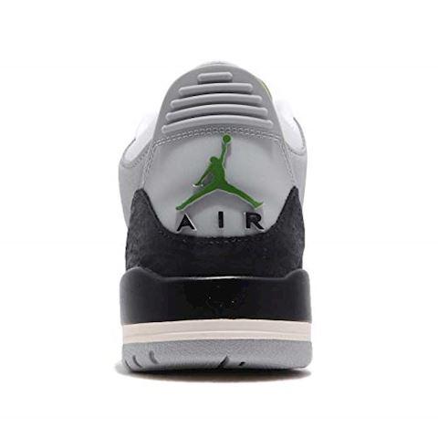 Nike Air Jordan 3 Retro Men's Shoe - Grey Image 8