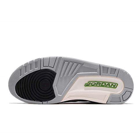 Nike Air Jordan 3 Retro Men's Shoe - Grey Image 9