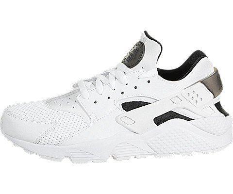 hot sale online c3c44 1fee0 nike huarache white black pure platinum