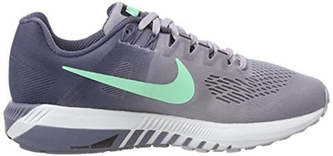 Nike Air Zoom Structure 21 Women's Running Shoe - Purple