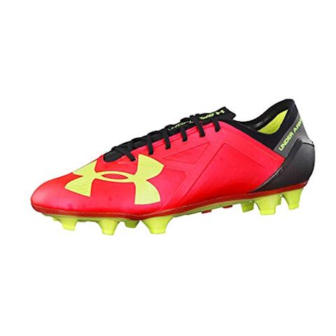 Under Armour Spotlight FG Football Boots Red Image