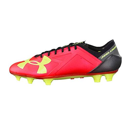 Under Armour Spotlight FG Football Boots Red Image 2
