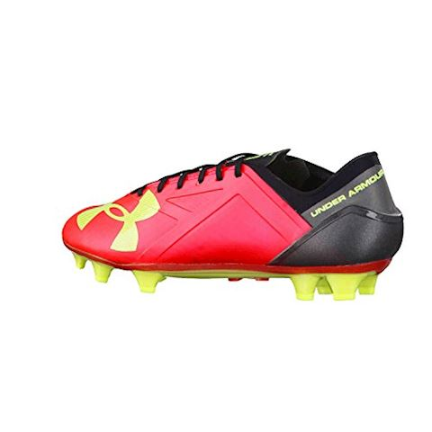 Under Armour Spotlight FG Football Boots Red Image 3
