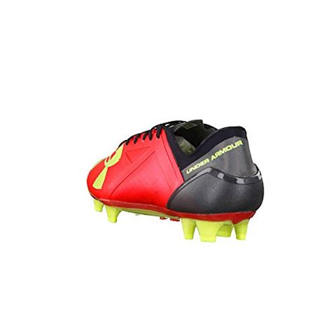Under Armour Spotlight FG Football Boots Red Image 4
