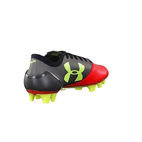 Under Armour Spotlight FG Football Boots Red Image 6