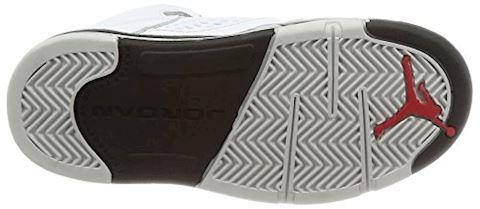 Nike Air Jordan 5 Retro Younger Kids' Shoe - Red Image 3
