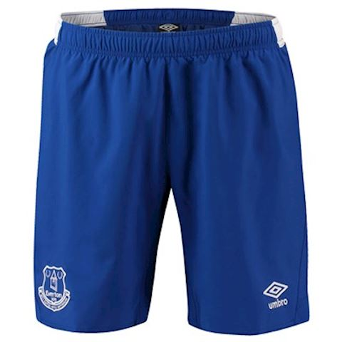 Umbro Everton Mens Home Shorts 2018/19 Image 2