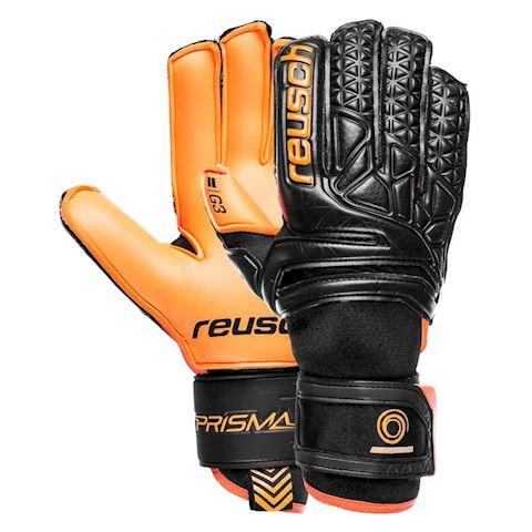 Reusch Goalkeeper Gloves Prisma Pro G3 Black Hole - Black/Shocking Orange
