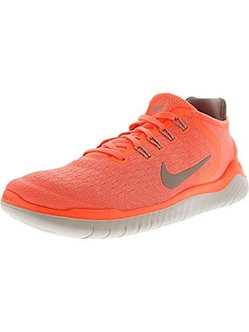 save off 2f71f 55e45 Nike FREE RN 2018 W women's Running Trainers in Pink