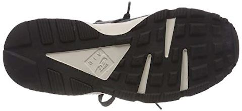 Nike Air Huarache Run Premium Anthracite, Black & Light Bone
