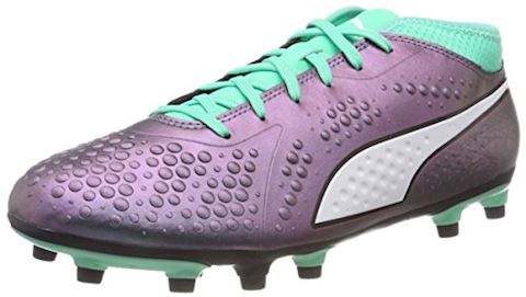 PUMA One 4 SYN FG Illuminate Pack - Color Shift/Biscay Green Image