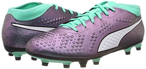 PUMA One 4 SYN FG Illuminate Pack - Color Shift/Biscay Green Image 5