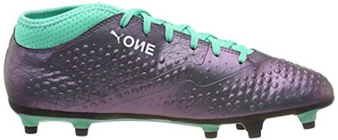 PUMA One 4 SYN FG Illuminate Pack - Color Shift/Biscay Green Image 6