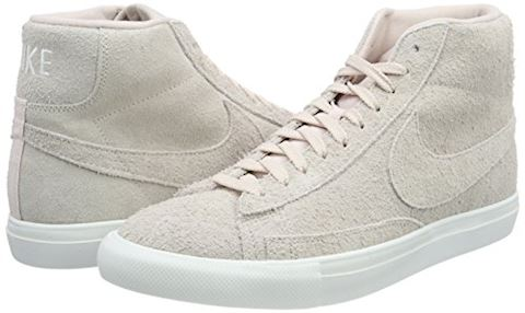 Nike  BLAZER MID  men's Shoes (High-top Trainers) in Pink Image 12