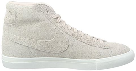 Nike  BLAZER MID  men's Shoes (High-top Trainers) in Pink Image 13
