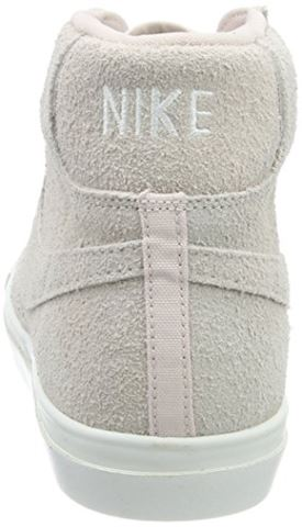 Nike  BLAZER MID  men's Shoes (High-top Trainers) in Pink Image 2