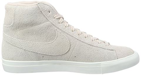 Nike  BLAZER MID  men's Shoes (High-top Trainers) in Pink Image 6