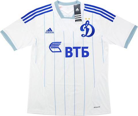 adidas Dynamo Moscow Kids SS Away Shirt 2013/14 Image 2