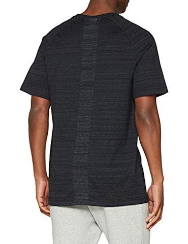 Nike T-Shirt NSW Advance 15 Knit - Black/Heather/White Image 2
