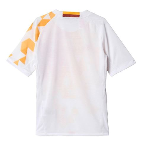 adidas Spain Kids SS Away Shirt 2016 Image 2